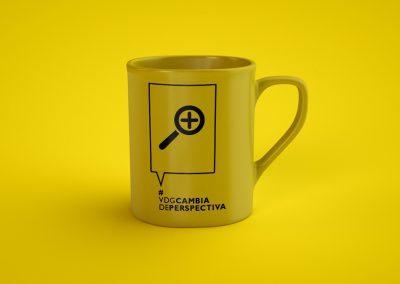 Merchandising - Campaña Violencia de Género