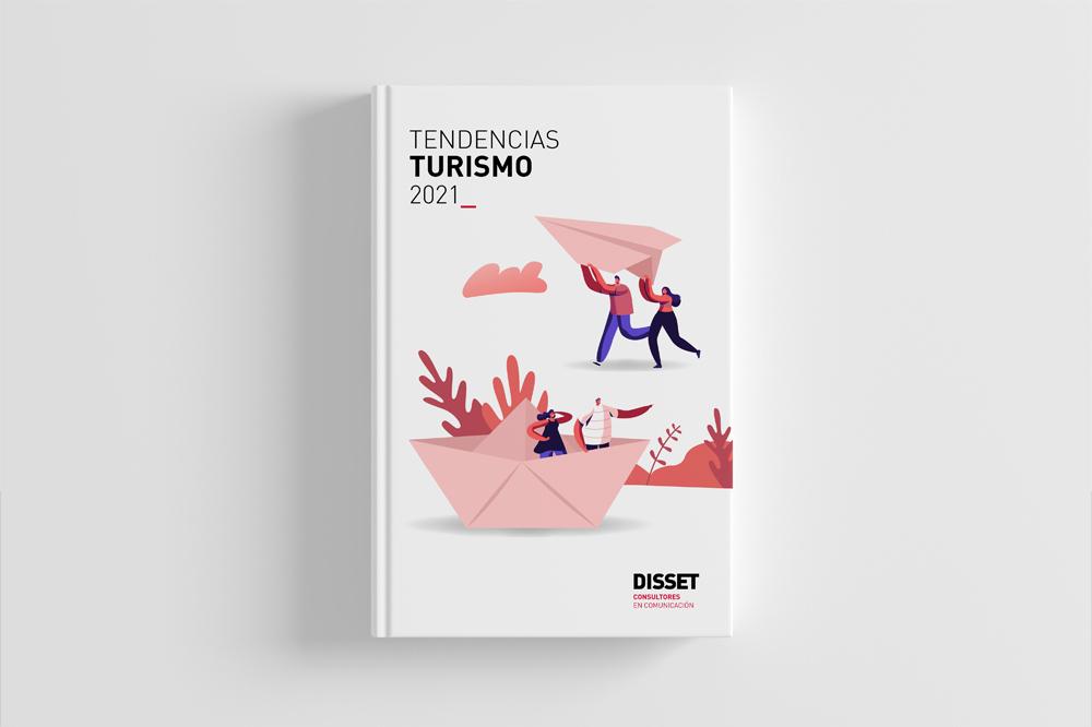 Portada del libro Turismo Tendencias 2021