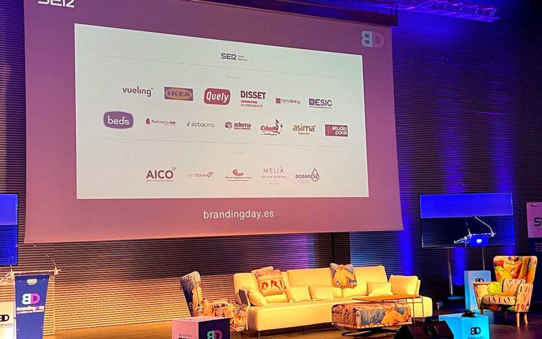 DISSET participa en el Branding Day organizado por Cadena SER Mallorca