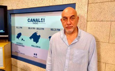 """Tino Martínez en Canal 4: """"Los fondos europeos transformarán nuestra economía"""""""